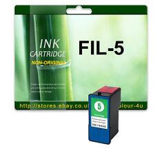 1 Colour Ink Cartridge for Lexmark NO.5 X6690 Z2390 X3690 Z2490 X4690 X2690