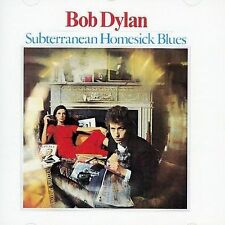 Subterranean Homesick Blues by Bob Dylan (CD, Apr-1991, Sony/Columbia)