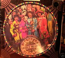 Beatles PICTURE DISC Sgt Peppers SEALED