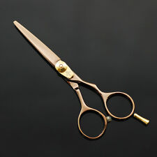 "5"" Professional Salon Hairdressing Copper  Hair Scissors Shears CS-04C"