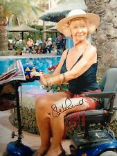 SHEILA REID - MADGE IN BENIDORM - BRILLIANT SIGNED COLOUR PHOTOGRAPH