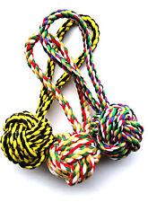 Rope Ball Knot Dog Puppy Toy 1Pak