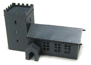 KESTREL N Gauge  scenic Plastic kit No: GMKD04 Church with Porch .