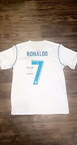 Cristiano Ronaldo Signed Real Madrid Jersey - Beckett COA.