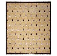 9x12 Super Fine Tibetan Handmade Hand Knotted Area Rug Carpet Wool New