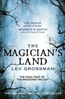 The Magician's Land: (Book 3) by Grossman, Lev 1784750956 The Fast Free Shipping