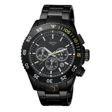 ESPRIT Men ES103621006 Varic Chronograph Black Watch