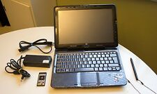 "HP TouchSmart TX2-1224 12.1"" 4GB Ram 120GB SSD HD Touchscreen Convertible Laptop"