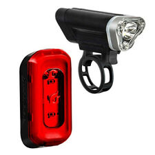 Blackburn Local 75 Front/Rear & Local 10 Lumen Bike/Cycle/Cycling Light/Lamp Set
