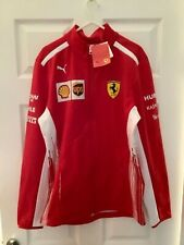 Brand New With Tags F1 Ferrari 2018 Softshell Jacket Red