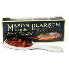 Mason Pearson B4 Pocket Size Boar Bristle Hairbrush – Ivory