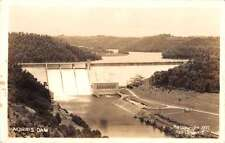 Anderson-Campbell Counties Tennessee view of Norris Dam real photo pc Z16416