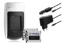 Chargeur+2x Batterie NP-45 NP45 pour Fuji Fujifilm FinePix Z70, Z71, Z80, Z81, Z