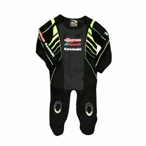 Official JG Speedfit Kawasaki RACING BABY GROW - 19QK-BG