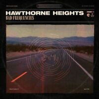 HAWTHORNE HEIGHTS Bad Frequencies CD BRAND NEW