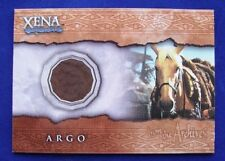 Xena Beauty & Brawn Costume Card C2 Argo
