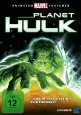 Planet Hulk DVD Animated Marvel