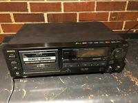 Aiwa AD-F810U 3-Head HX Pro Cassette Tape Player Recorder for Home Stereo REPAIR