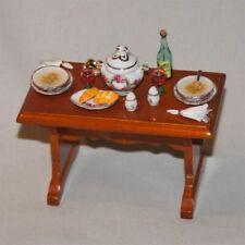 *Sale* Dollhouse Miniature 1:12 Scale Vegetable Soup Table
