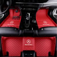 For Mercedes Benz C-Class,CLA,CLS Sedan Coupe Luxury custom Car floor mats
