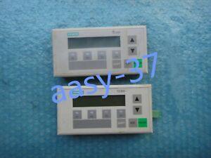 1 PCS Siemens TD200 text display 6ES7272-0AA30-0YA0 6ES7 272-0AA30-0YA0 tested