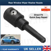 Rear Window Wiper Warm Washer Jet Nozzle For BMW MINI R50 R53 2004-2006 UK