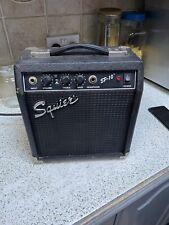 Fender Squier SP-10  Electric Guitar Amplifier 10 W