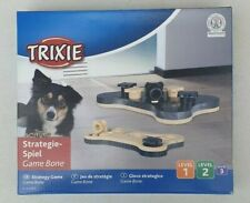 "Trixie Dog Activity Game Bone, 2 level ""treat game"" 31 × 20 Cm"