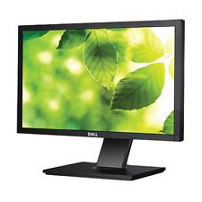 """Dell P2211 22"""" LCD HD Widescreen Monitor 1920x1080 DVI VGA w/Cables - GRADE A"""