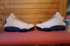 "2018 Nike Air Jordan 13 Retro ""Hyper Royal"" Sz 13 (L986) 414571-117"