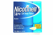 Nicotinell STEP 2 - Patch 14mg - 7 Day Supply