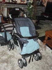 MAMAS AND PAPAS  PRAMETTE  A3 PUSHCHAIR & BABY CAR SEAT GOOD CONDITION