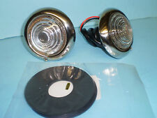 1947 1848 Ford Car 1942 1943 1946 1947 Ford Truck park lamp Clear lens 12 volt
