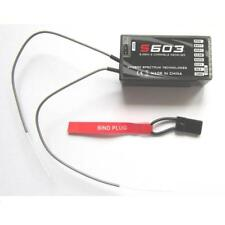 S603 Digital Spread Modulation 6CH Receiver For JR RC Helicopter Plane Hot