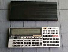 Vintage Casio FX-850P Scientific Calculator Computer Japan New Batteries