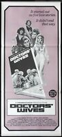 DOCTORS WIVES Original Daybill Movie poster Dyan Cannon Gene Hackman 1971