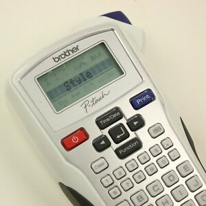 Brother P-Touch PT-1010 Label Thermal Printer With Tape GWO