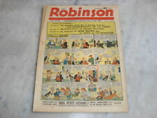 *** ROBINSON *** n° 110 - 05/06/1938