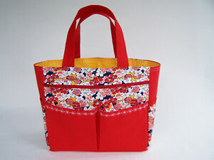 Damentasche Geschenktasche Handarbeitstasche Aufbewahrungstasche - handmade Nr.1