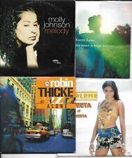 LOT 8 SINGLES VI COLLECTOR REEAD/KAREN LANO/MAD RIVER/MOLLY JOHNSON/SHARLENE