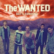 Wanted,the - Battleground - CD