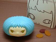 New! Yoshitomo Nara Gummi Girl Accessory Case Blue Japan F/S Rare