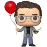 Stephen King - Stephen King with Red Balloon Pop! Vinyl