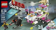 LEGO Movie Ice Cream Machine Play Set 70804 100% complete, all manuals included