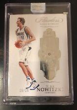 DIRK NOWITZKI 2016-17 Flawless Basketball Real Diamond Gem Encased 19/25