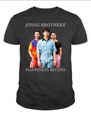 Jonas Brothers Tour Happiness Begins 2019 shirt