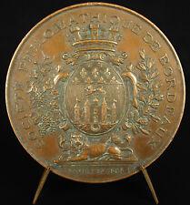 Médaille exposition Générale de 1882 Bordeaux Philomathique membre du Jury medal