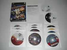 EA STRATEGY COLLECTION Pc BLACK & WHITE 2 + Battle Of The Gods LOTR C&C Generals