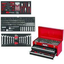 Clarke CHT862 235 Piece Mechanics Tool Kit 1801862