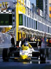 Keke Rosberg Williams FW09B German Grand Prix 1984 Photograph 2